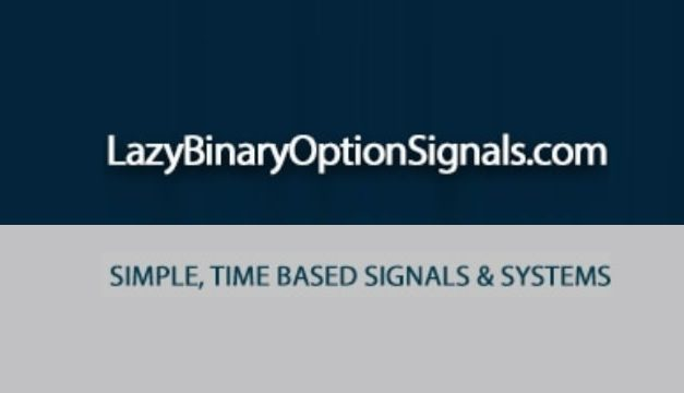 Lazy Binary Option Signals Review