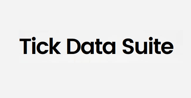 Tick Data Suite Review